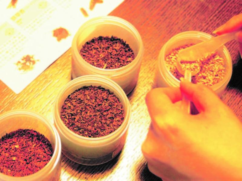 てづくりお香教室「世界にただ一つの和の香り」匂い袋を作ろう♪の画像