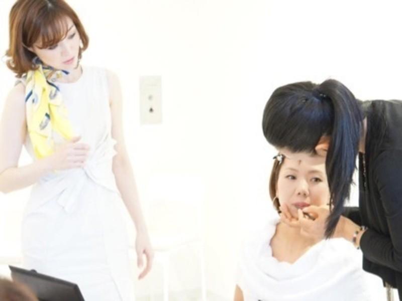 今日からスルリと眉毛が描ける!美眉メイク体験講座の画像