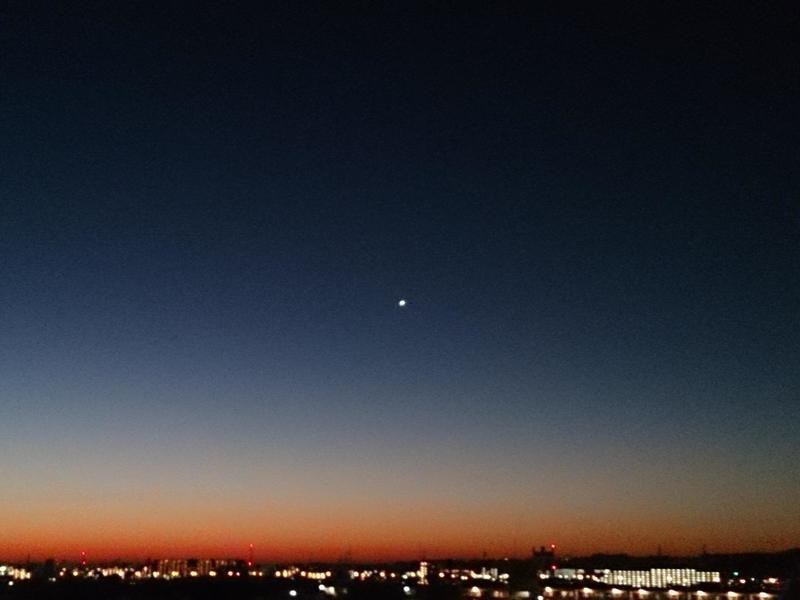 今夜から始める!都会の星空散歩☆彡の画像