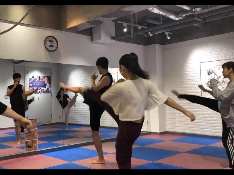 【オンライン】20分でスッキリ・K-1 FIT FIGHTの画像