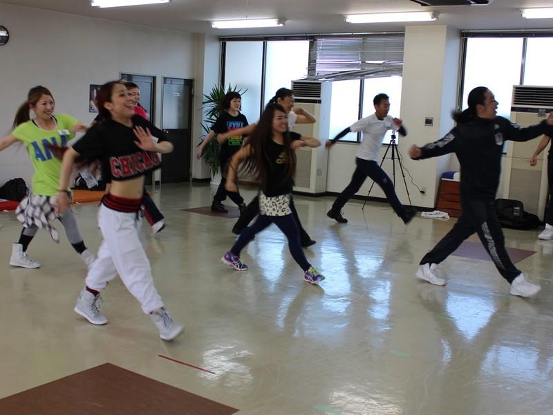 『リズムダンス ステップ Ⅳ』講座の画像
