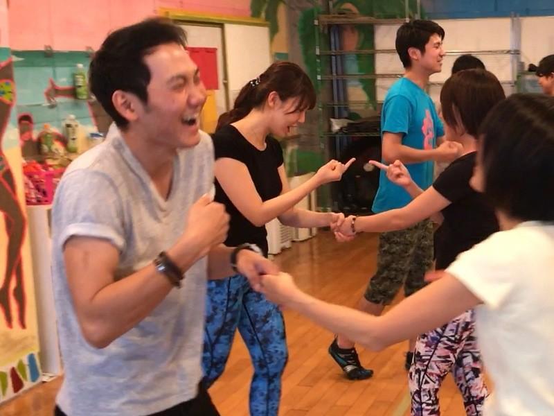 💖初めてダンスをする方が 笑顔に 『コミュニケーション・サルサ』の画像