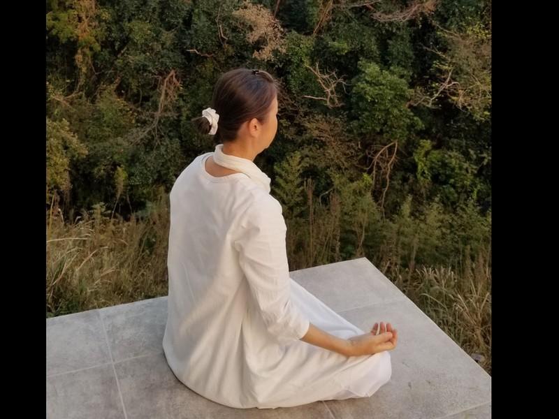 逗子ではじめる瞑想体験会/女性限定/充実満足の150分の画像