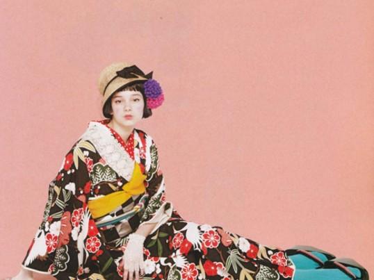 ◆5分で着られる着物塾◆の画像