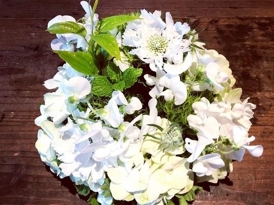 季節のお花でブーケを作ってみよう🎵フラワーアレンジメント体験🎵の画像