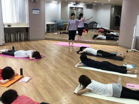 女性の美Bodyを作る♡ピラティススクール 〜8回コース〜の画像