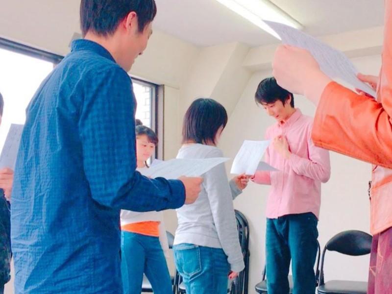 「台詞と声」編!初心者向け★演劇表現を日常生活にいかそうの画像