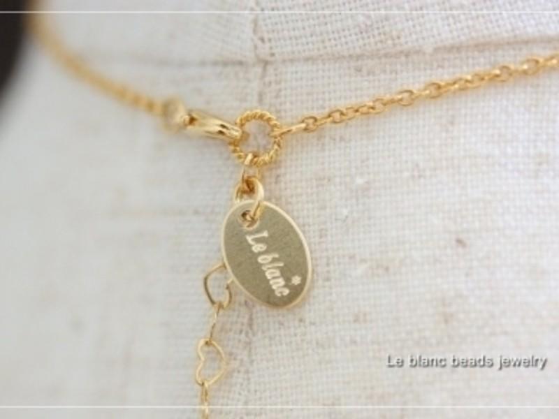 【豊洲】可憐なマーガレットのネックレス、初心者の方でも作れますよ!の画像