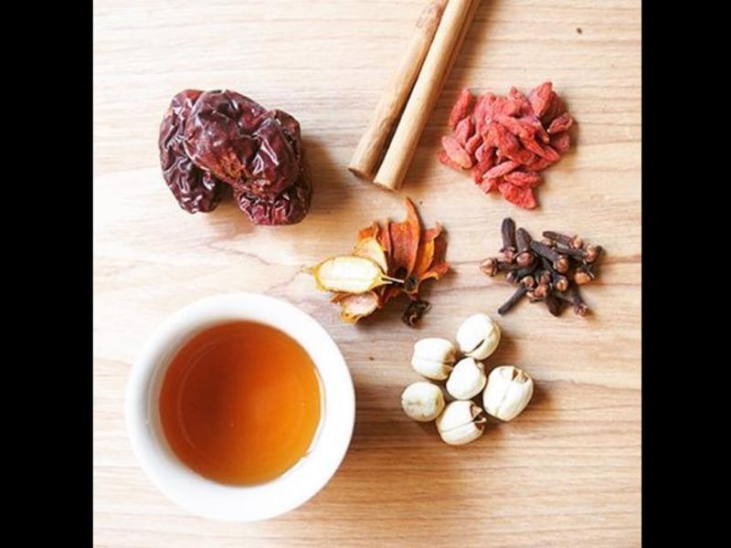 【初めてのオーダーメイド薬膳茶】仕事中の一杯を薬膳茶に変え健康に♪の画像