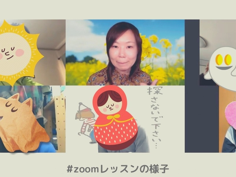 【オンライン開催】即興・インプロで対応力、アドリブ力を鍛えるの画像