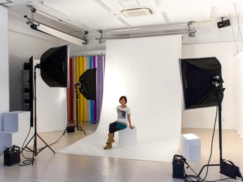 実践ストロボを使えるカメラマンになる為のスタジオ基礎講座の画像
