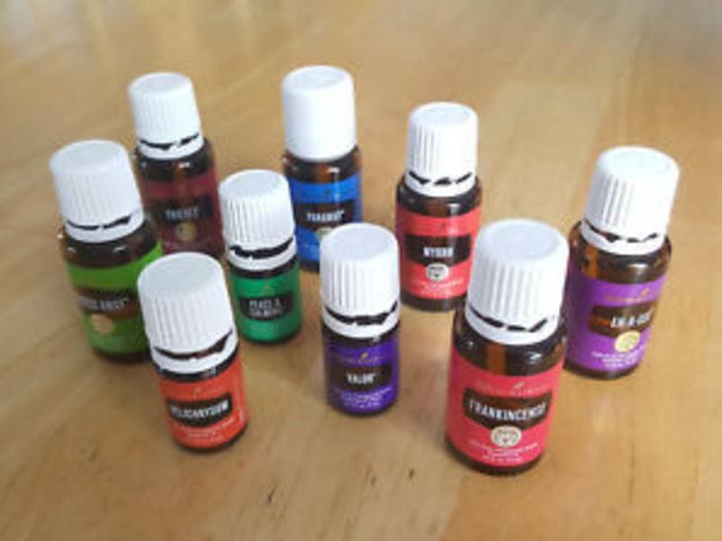 エッセンシャルオイルで 手作り香水を作ろう!の画像