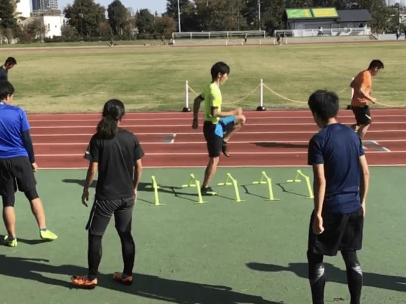 短距離走フォームチェック!大人も子供も100m走で自己ベスト更新!の画像