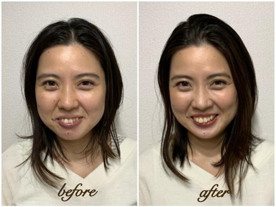 『おしゃれ顔になる』診断つきパーソナルメイクレッスン✨の画像