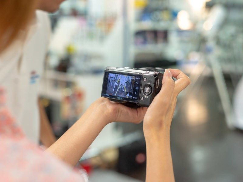 写真基礎を2時間で!写真のボケとシャッタースピード・カメラ貸出対応の画像