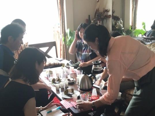 【飲み比べ体験】コーヒーの味の違いを知り体感しよう!の画像