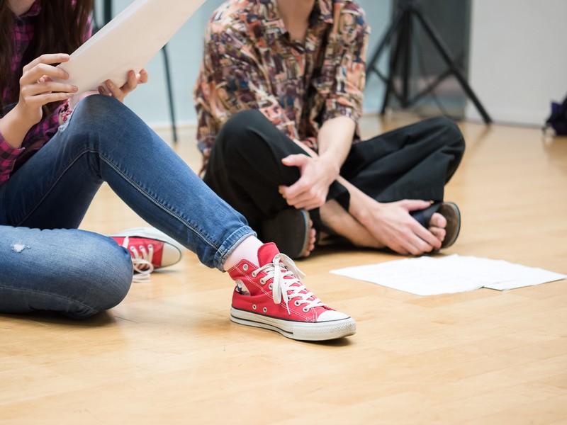 演技未経験から初級者の為の「ビギナークラス」の画像