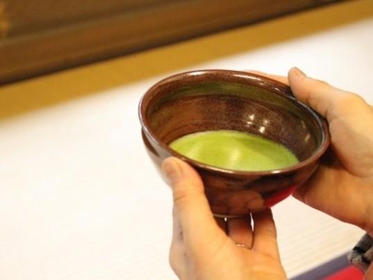 夏休み 親子で始めるテーブル式茶の湯の画像