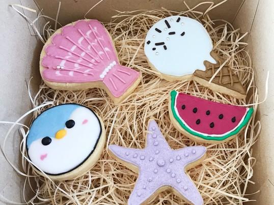 アイシングクッキー教室🌸の画像