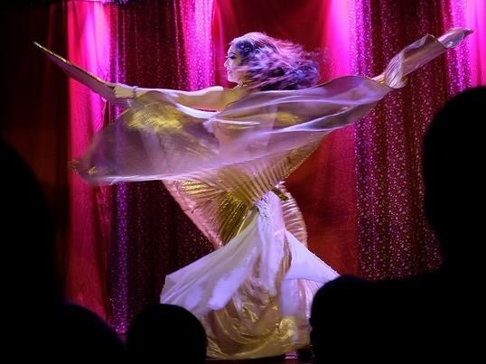 新宿 経験者のためのベリーダンスの画像