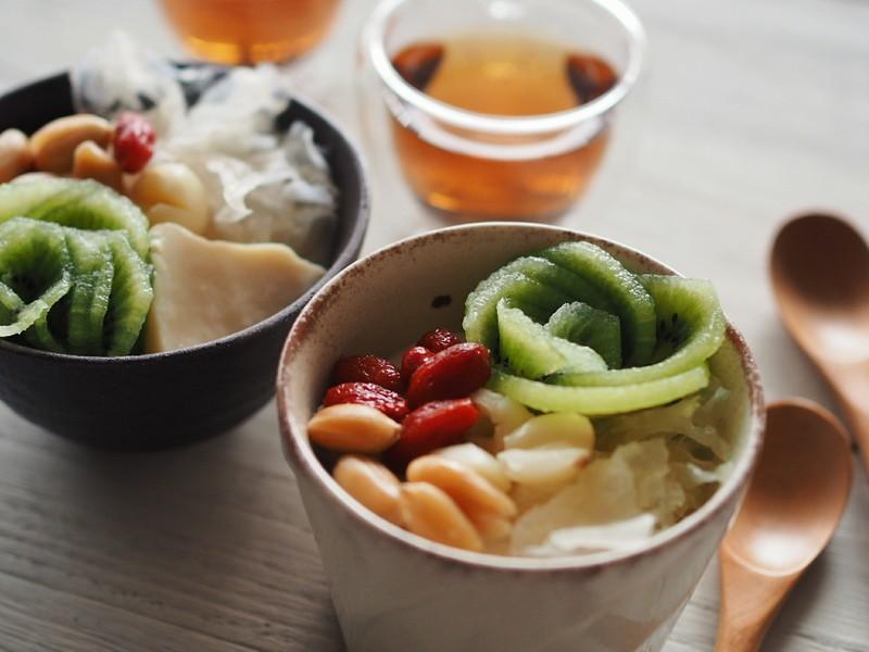 スノースキン月餅を作ろう★タピオカ豆花の軽食付の画像