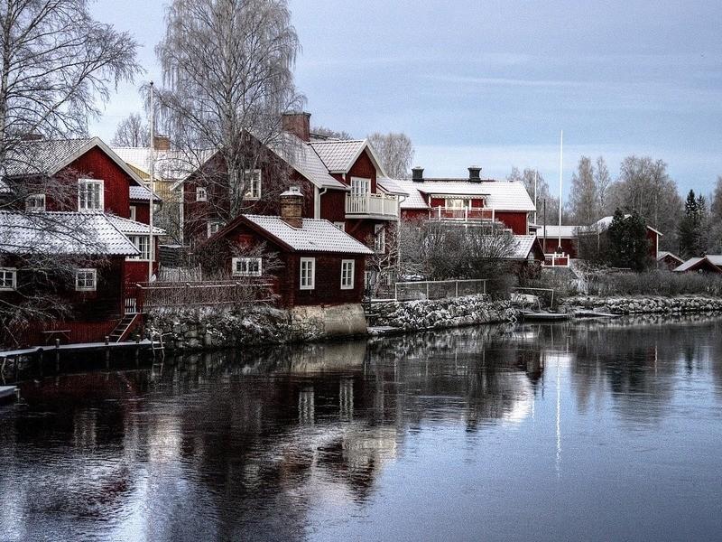スウェーデン語講座超初級~ 北欧の言語を学びませんか?の画像