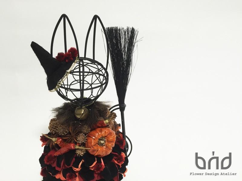 【BUDハロウィンレッスン】Halloween cat トルソーの画像