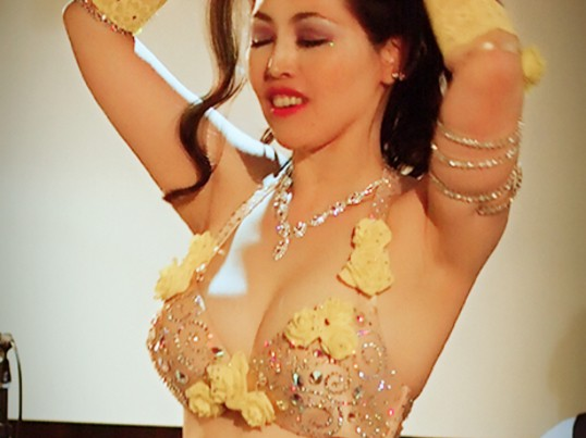 女を楽しむ☆ベリーダンス・初心者歓迎!一回完結型レッスンの画像