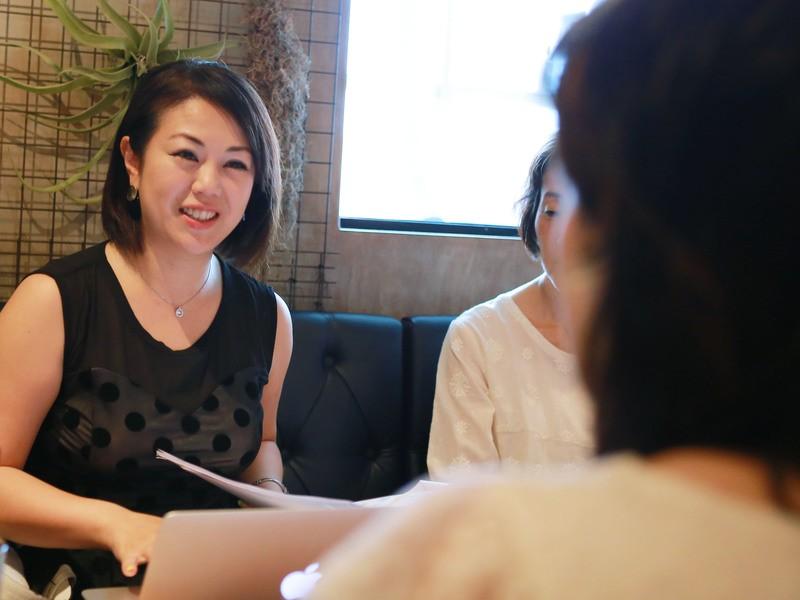 LINE公式アカウント〜女性限定セミナー〜の画像