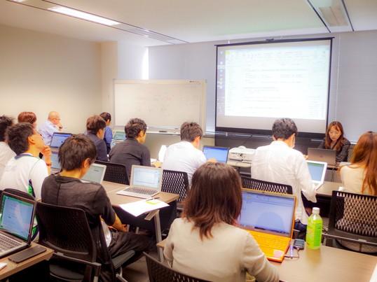 <大阪> Excel VBAプログラミング 【統計分析編】の画像