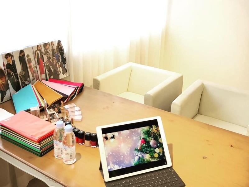 現役デザイナーが講師【75分マンツーマン】カラースタイリング講座の画像