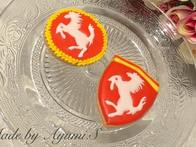デコり放題★プリンセスシルエット&クリスマスアイシングクッキーの画像