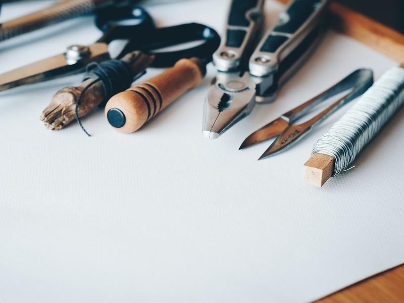 プロの「アクセサリー製作方法」を知ろう!作家活動をワンランク上へ↑の画像