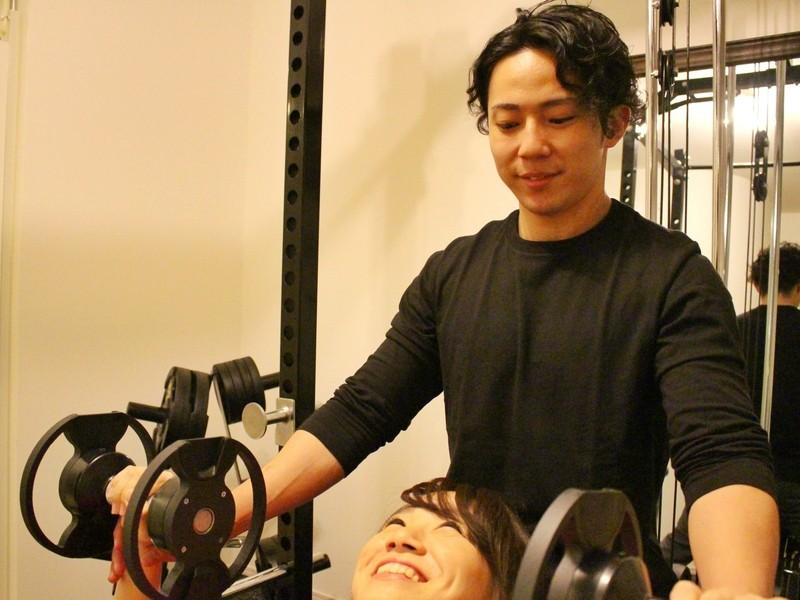 体験パーソナルトレーニング&カウンセリングの画像