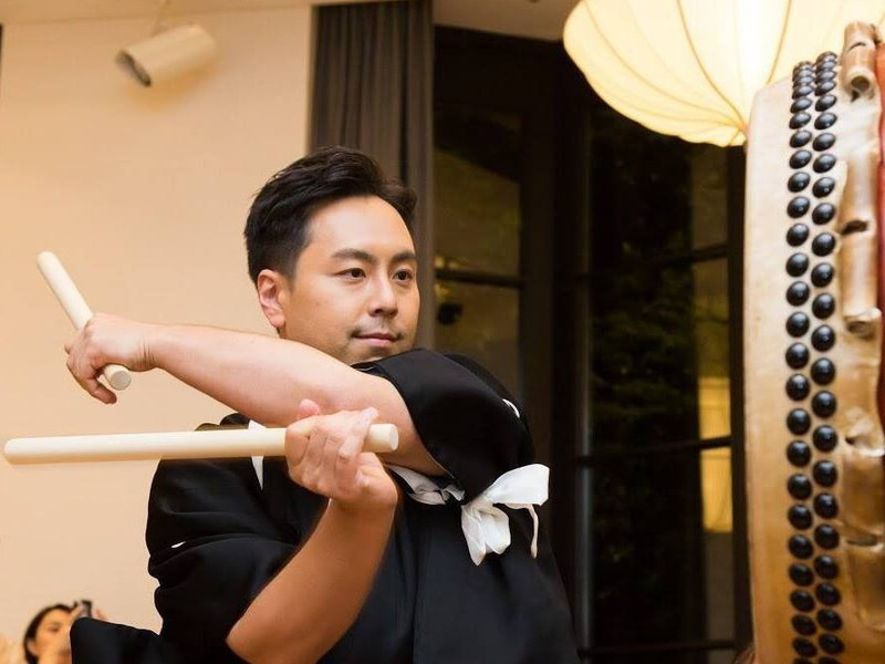 プロ奏者が教える和太鼓・横打ちワークショップ(基礎編)の画像