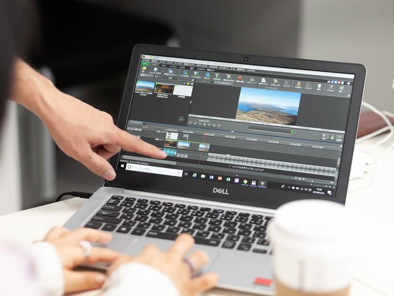 【オンライン可】動画編集講座【初級編】フィモーラで簡単編集の画像