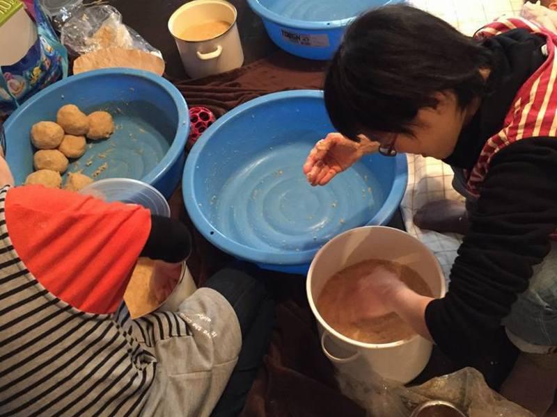 【福岡】手前味噌を作ろう!みそ作り教室の画像