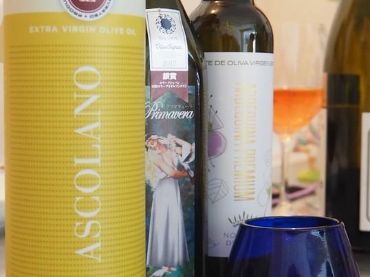 受付終了フランス料理とワインを一緒にオリーブオイルのテイスティングの画像