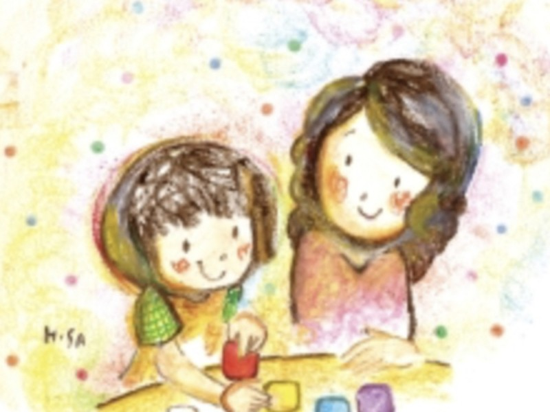 子どもの気持ちを色でくみ取る カラーセラピー キュービック・マム の画像