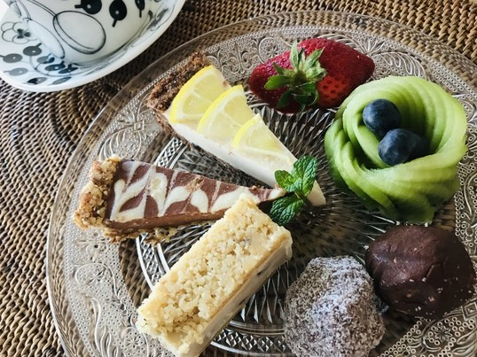 美味しく食べて美しく健康に〜ハッピースイーツ体験の画像