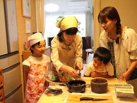 【重ね煮料理教室】お鍋の中は小宇宙💗大切な人とValentineの画像