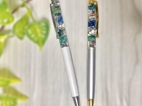 【手ぶらでok】ハーバリウムボールペンを作ろう!〜大塚駅徒歩3分〜の画像