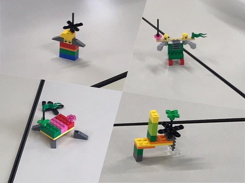 リーダーとしての今の自分を振り返る」レゴ®を使った内観体験セミナーの画像