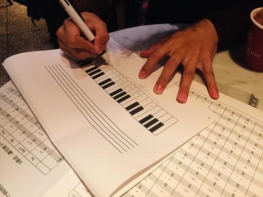 気軽に楽譜の読み方講座♪【ドレミからコードまで!】の画像