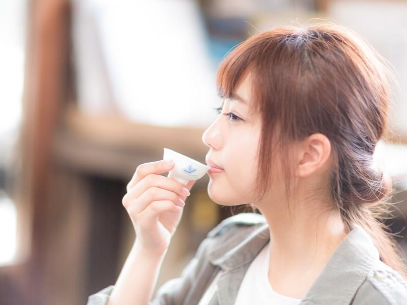 <日本酒の試飲体験>スキ♡な日本酒を見つける日本酒入門講座の画像