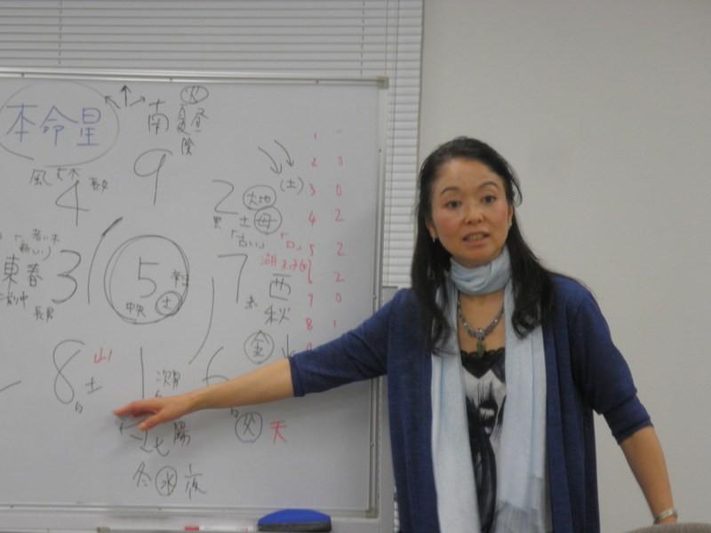九星氣学講座 基礎クラス②の画像