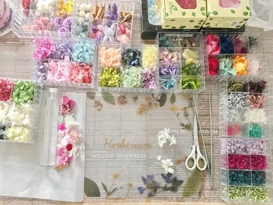 【手ぶらでok】お花と香りを楽しむ♡アロマワックス缶〜大塚徒歩3分の画像