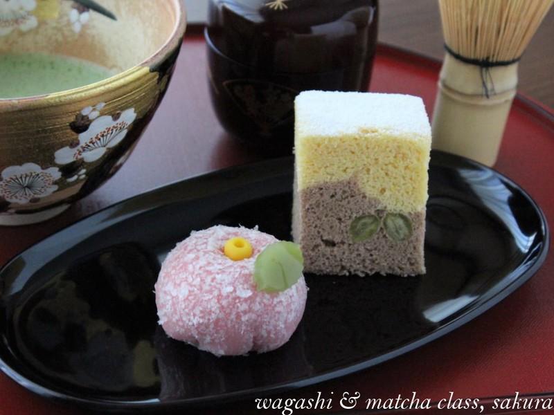 【和菓子】やわらかお餅の「雪椿」とふんわり「ゆず浮島」を作ろう♪の画像
