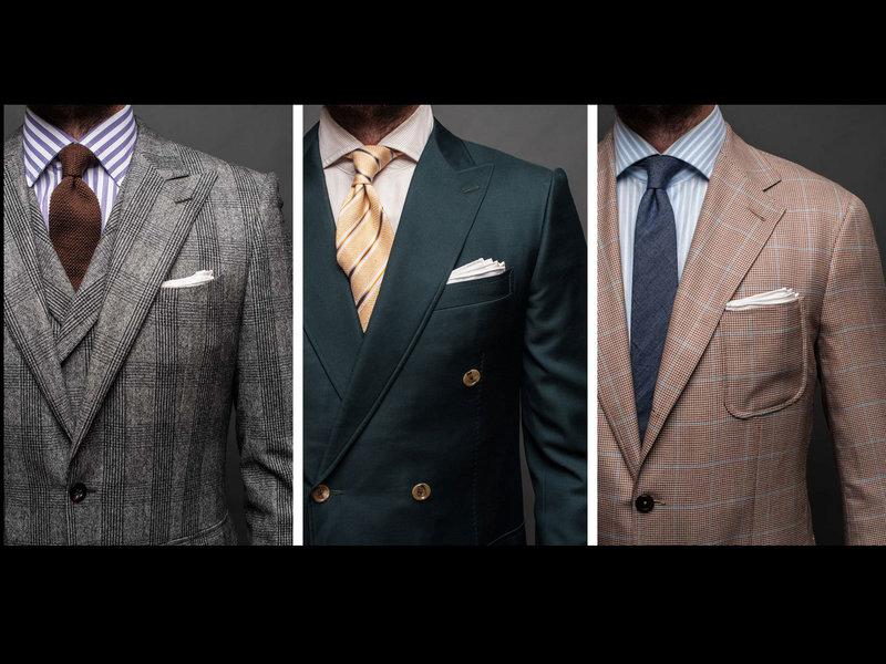 成果の上がるスーツの着こなしセミナー(上級編)の画像