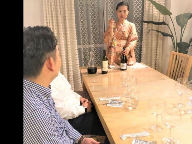 男性限定!第4回女性ソムリエのワインとマナーのジェントルマン講座の画像
